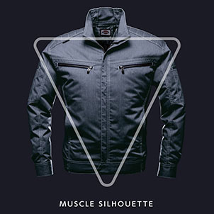 AIR MUSCLE    JACKET